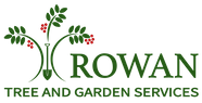 rowan tree and garden services logo